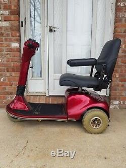 Compagnon D'or II 2 3 Roues Scooter Mobilité Handicap Puissance Président No Ship Ny