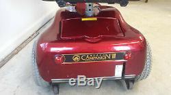 Compagnon D'or II 3 Roues Scooter De Mobilité (power Président) Nouveau Batterie Pré-propre