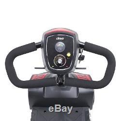 Drive Medical Scooter - Scooter Électrique À 4 Roues - Tout Neuf
