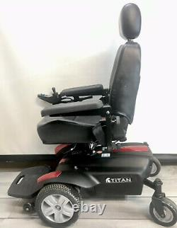 Drive Medical Titan Electric Powerchair Full Back Captain's Seat-local Pickup