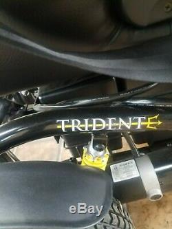 Drive Trident Fauteuil Roulant Électrique Neuf 18 Places