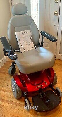 Excellente Jazzy Select Gt Electric Power Scooter New Gel Batteries