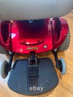 Excellente Jazzy Select Gt Électrique Fauteuil Roulant Électrique Scooter New Batteries Gel