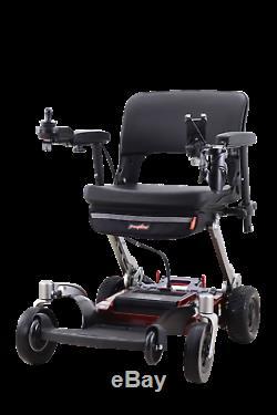 Fauteuil Électrique Pliant Luggie Chair, Hauteur D'assise Sur Deux Positions, Freerider