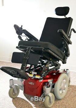 Fauteuil Motorisé Pour Scooter De Mobilité Quickie Pulse6 Super Sympa Roue Moyenne Jamais Utilisé