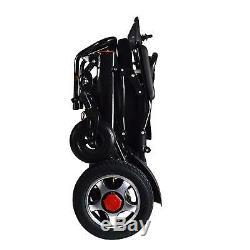 Fauteuil Roulant Automatisé Mobile Léger Fold Fauteuil Roulant Électrique Scooter Électrique