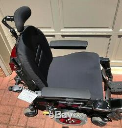 Fauteuil Roulant Avec Fauteuil Motorisé Scooter De Mobilité Edge Quantum Rehab Q6 Edge