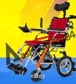 Fauteuil Roulant Électrique D-11 Pliant Le Scooter Portatif Handicapé Âgé