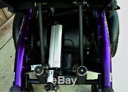 Fauteuil Roulant Électrique Quickie S-646-se 8.5 Mph Super Acceleration