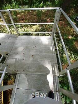 Fauteuil Roulant En Aluminium Rampe D'accessibilité Scooter / Ada Rampe Par Pvi