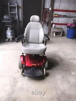 Fauteuil Roulant Jazzy Select Gt Powered Scooter. Rouge