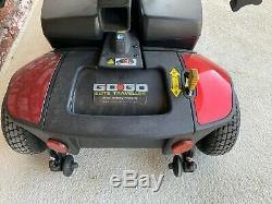 Fierté Go-go Elite Traveler 4 Roues Scooter Électrique Mobility Chaise Local Ca Pickup