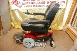 Fierté Jazzy Select Gt Electric Power Fauteuil Roulant Scooter
