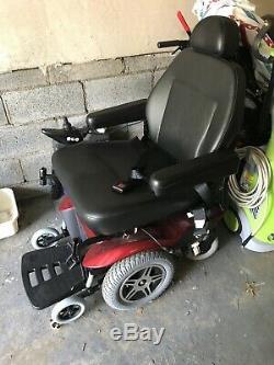 Fierté Tss-300 Fauteuil Roulant Électrique Le Scooter Magasin 19 X 19 Seat Nouveau Cond