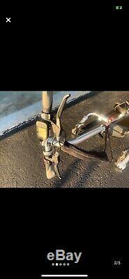 Fixation Du Moteur Du Fauteuil Roulant, Le Cycle Roues, Fauteuil Roulant Électrique, Scooter De Mobilité