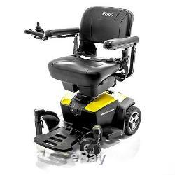 Go-chair - Fauteuil Électrique Électrique Pride Mobility Mobility + 1 An De Services Et D'accessoires