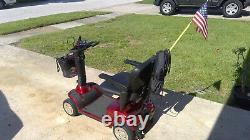 Golden Compagnon Scooter De Mobilité