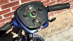Golden Companion II - Scooter Électrique À Trois Roues (fauteuil Motorisé), Batterie De 350 Lb