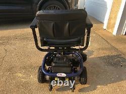 Golden Literide Envy Gp-162, Chaise De Mobilité, Scooter, Motorisé, Chaise Électrique