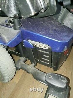 Handicap Scooter Jazzy 614 Hd Machine Lourde