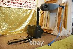 Harmar Al 425 Electric Wheelchair Scooter Boom Crane Lift 400 Lb Capacité