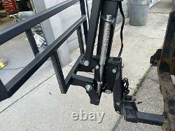 Harmar Al015 Micro Électrique Scooter Fauteuil Roulant 100 Lb Capacité