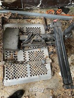 Harmar Al100 Scooter Électrique Lift Fauteuil Roulant Avec Swingaway 350 Lb Capacité
