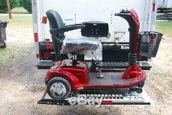 Harmar Al100 Scooter Électrique Lift Fauteuil Roulant Avec Swingaway 350 Lb Capacité # 4