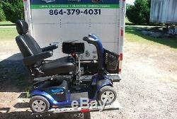 Harmar Al100 Scooter Électrique Lift Fauteuil Roulant Avec Swingaway 350 Lb Capacité # 6