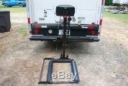 Harmar Al160 Scooter Électrique Lift Fauteuil Roulant Avec Swingaway 350 Lb Capacité # 1