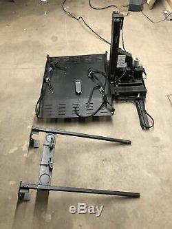Harmar Puissance Président Et Scooter Lift Van Véhicule Complet Avec Pochettes De Protection À Distance Al600