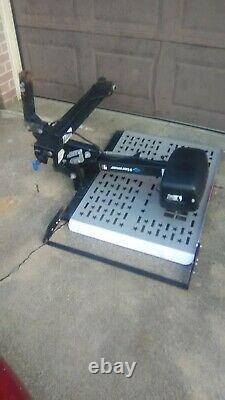 Harmar Scooter Wheelchair Lift, Modèle Al-100-12 Avecmodel Al-105r2 Swing Away Unit