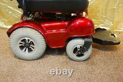 Heartway Rumba Heavy Duty Power Scooter 400 Lb Capacité