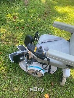 Hoveround Mpv4 Fauteuil Roulant Électrique Scooter Avec Repose-jambes Pivotante À