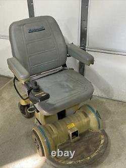 Hoveround Mpv5 Electric Power Chair Fauteuil Roulant Mobilité Scooter Nouvelles Batteries