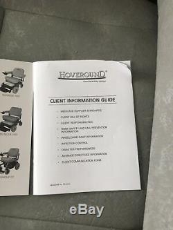 Hoveround Teknique Xhd Électrique Scooter Powerchair Mobilité