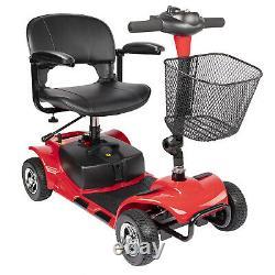 Innuovo Scooter De Mobilité Électrique 4 Roues Protable Chaise De Roue De Puissance Léger