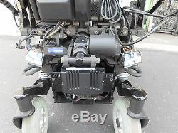 Invacare Fdx Électrique Motorisé Fauteuil Roulant Formule Cg Power Président Seating