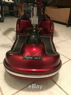 Invacare Lynx Scooter De Mobilité Sx-3