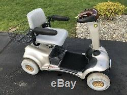 Invacare Panther Mx-4 Wheel Chair Électrique Médicale Mobilité Électrique Scooter Ready
