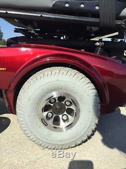 Invacare Pronto M51 Sure-step Fauteuil Motorisé Fauteuil Roulant Scooter Motorisé