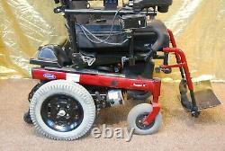 Invacare Ranger X Electric Power Fauteuil Roulant Scooter Avec Tilt