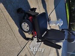 Jazzy 600 Es Fauteuil Roulant Électrique Par Pride Mobility
