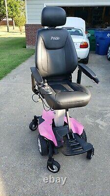Jazzy Air Powerchair Par Pride Mobility 2 Ans Nouveau! Littéralement, Utilisé Une Fois