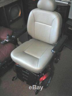 Jazzy Scooter Mobilité Appareil Électrique En Fauteuil Roulant