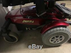 Jazzy Select Series 6 Ultra Fauteuil Motorisé