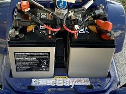 Jazzy Select Traveller Puissance Chaise Scooter Roue 300lb Capacité De Ramassage En Floride