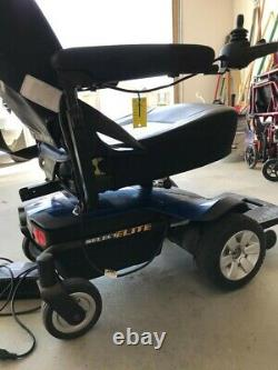 Jazzy Sélectionner Elite Power Scooter