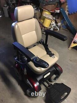 Liberty 312 Power Chair, Scooter De Mobilité, Fauteuil Roulant Électrique, Nouvelles Batteries