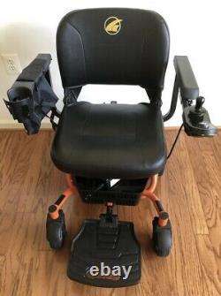 Literider Golden Envy Gp162 Electric Travel Powerchair, Scooter Mobilité
